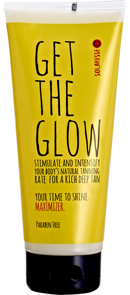 Get the Glow Maximizer Tanning Lotion | Inline Health and Beauty