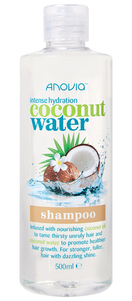 Coconut Water Shampoo | Inline Health and Beauty