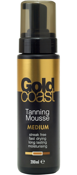 Gold Coast Tanning Mousse Medium | Inline Health and Beauty
